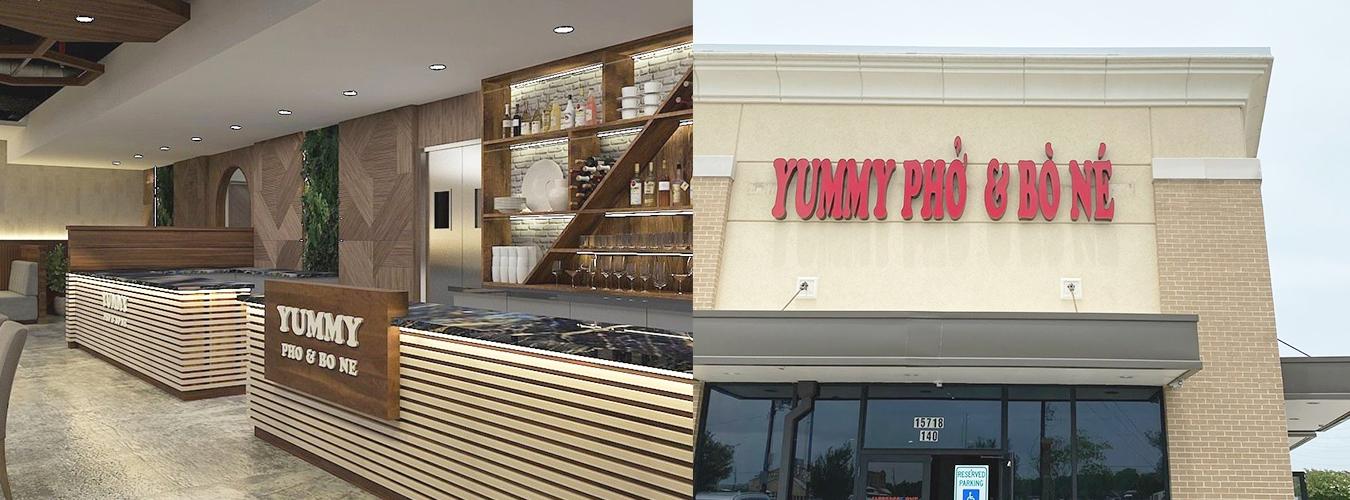 Yummy & Bo Ne | Vietnamese Pho 77584 | Restaurant Pearland TX